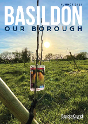 Photo of Basildon Our Borough magazine - front cover - Summer 2021