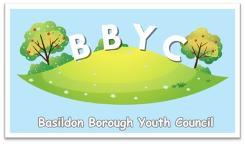 Image of Basildon Borough Youth Council Logo