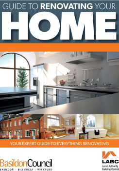 Button image - to downloadable document Guide to renovating your home
