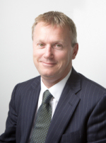 Image showing a portrait photo of Basildon Council Chief Executive: Scott Logan