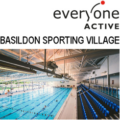 Button image - Links to Basildon Sporting Village website homepage