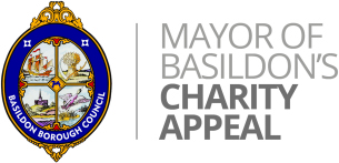 Image showing the Mayor of Basildon Charity Appeal Logo