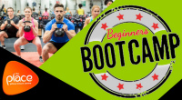 Image promoting Beginners Bootcamp classes at The Place Multi-purpose Leisure Centre in Pitsea, Basildon