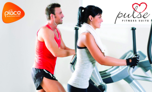 The Place To Work Out - Pulse Gym induction at The Place, Pitsea