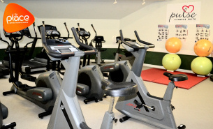 The Place To Work Out - Pulse Fitness equipment at The Place, Pitsea