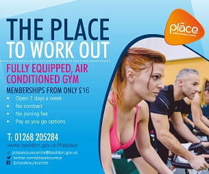 The Place To Work Out - The Pulse Fitness Suite at The Place, Pitsea