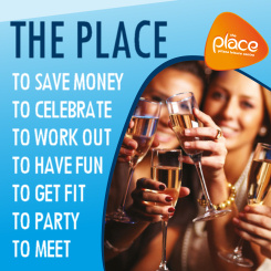 'The Place', multi-purpose leisure centre in Pitsea