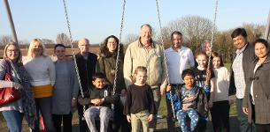 In the News:- New play equipment and outdoor gyms unveiled in Pitsea