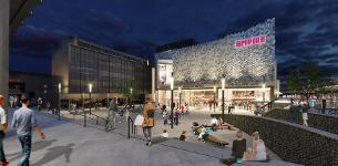 In the News: Development contract awarded for East Square cinema and restaurants scheme