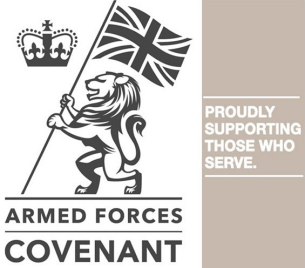 Image showing the Armed Forces Corporate Covenant brand