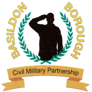 Image showing the Civil Military Partnership Board brand