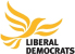 Image showing the Liberal Democrat Party Colour Logo