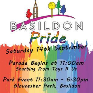 Basildon at 70 - Basildon Pride Parade and Event