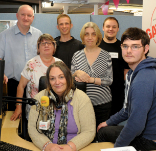 Image showing Basildon Heroes - June 2019 - Gateway FM 97.8 team