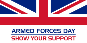 Image promoting Armed Forces Day