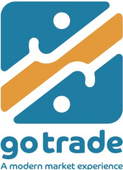 Image showing the GO TRADE Brand Logo