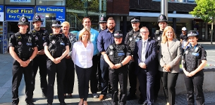 In the news: Meet your new Town Centre Teams