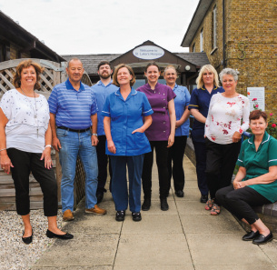 Image showing Basildon Heroes - August 2019 - Staff of St Lukes Hospice