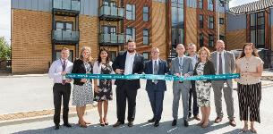 In the news: Work completes on 20 new shared ownership apartments for key workers