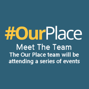 Our Place - events and appearances from the Our Place survey team