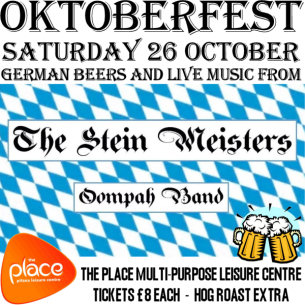 Oktoberfest Celebration Night