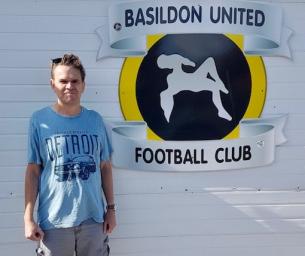 Decorative image showing photo of Basildon at 70 - Monday Memory Contributor - Andrew Buxton