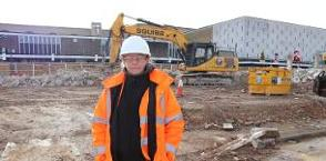 In the news: Squibb Group take on employees from former contractor on East Square project image