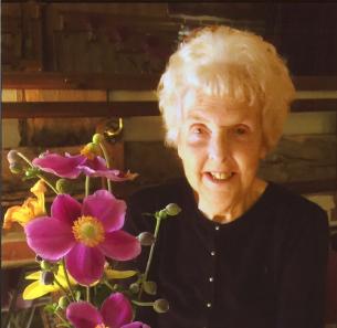 Decorative photo image showing Basildon Hero - Audrey Carter