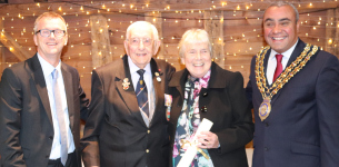 In the news: Freedom of the Borough status awards for two inspirational heroes