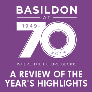 Basildon at 70 - A review of the year's highlights