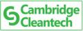 Button image of the Logo of Cambridge Cleantech, a partner in Basildon Council's International Business Development Programme