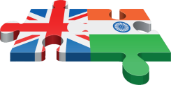 Image promoting Basildon Council assistance with Basildon/India International business opportunities
