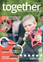 Image showing together magazine - front cover - Summer 2018
