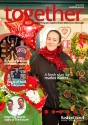 Image showing together magazine - front cover - Winter 2018