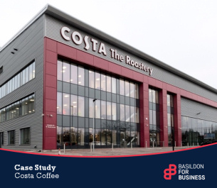 Basildon for business case study - Costa Coffee