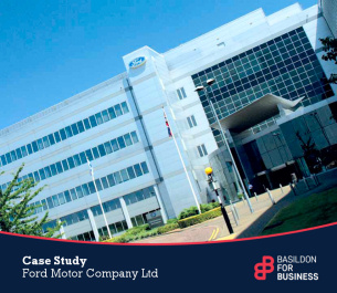 Basildon for business case study - Ford Motor Company Ltd