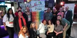 In the News:- Community unites to celebrate LGBTQI+ History Month