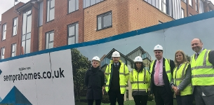 In the News: Twenty new apartments available for shared ownership for key workers